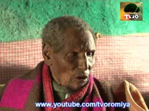 Manguddoo umrii dheeraa | At an estimated 160 years of age, Dhaqabo Ebba