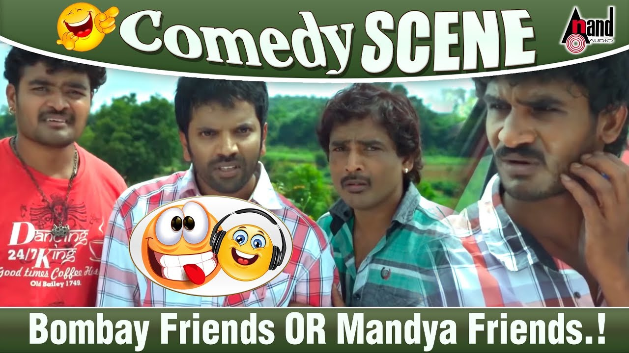 chikkanna comedy movies