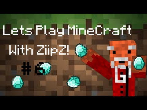 Minecraft Lets Play Ep:6 Enderman Flower!