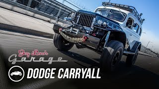 1942 Dodge Carryall - Jay Leno's Garage. Watch online.