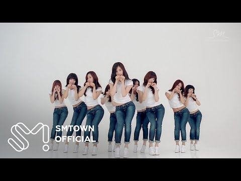 Girls' Generation _Dancing Queen_Music Video