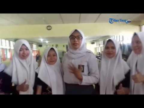 Yuk Intip Siswi Jurusan Seni Tari SMKN 1 Somba Opu Saat Latihan