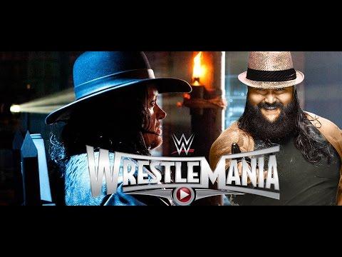 MAJOR WWE WrestleMania 31 Backstage Report & News On Bray Wyatt vs The Undertaker
