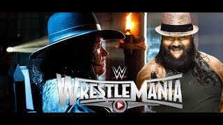 MAJOR WWE WrestleMania 31 Backstage Report & News On Bray Wyatt vs The Undertaker