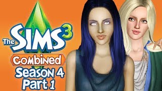 Let's Play The Sims 3 Combined S4 P1 (All Grown Up