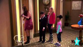 Behind The Scenes Of Disney's Jessie With Debby Ryan