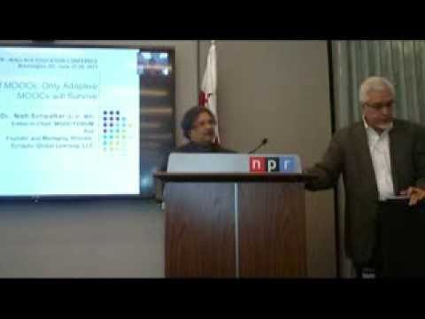 INVASION OF MOOCs - Part - I  Panel Discussion, NPR - June 2013
