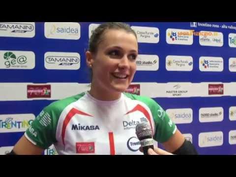 Copertina video A2 femminile: Delta Informatica - Filottrano 3-0, Elisa Cardani