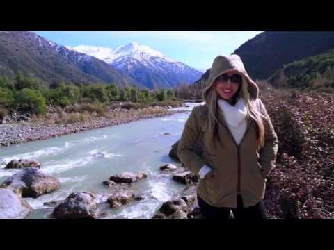 Aventura na Cordilheira dos Andes e no Chile!