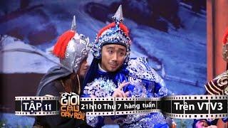 ƠN GIỜI CẬU ĐÂY RỒI 2015 | TẬP 11- TRƯƠNG QUỲNH ANH & TRẤN THÀNH