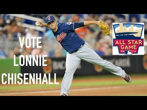 Lonnie Chisenhall 2014 All Star Game Campaign