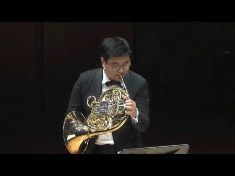 J. M. Defaye_Alpha for Horn and Piano by Hongpark Kim