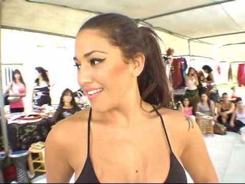 Sexy Belly Dance  Zohar Prazon arabesq  رقص شرقي