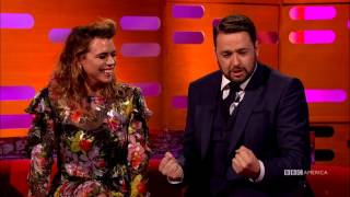 Celebrity Parenting Tips - The Graham Norton Show