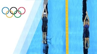 Rio Replay: Women's 200m Backstroke Final
