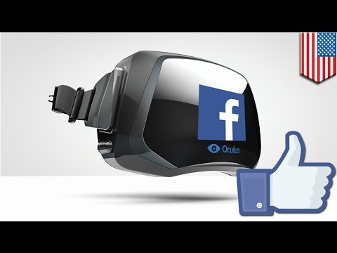 Facebook spends $2 billion on VR startup Oculus, Interwebs react harshly