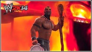 WWE 2K14 He's Coming To Get Ya The Boogeyman