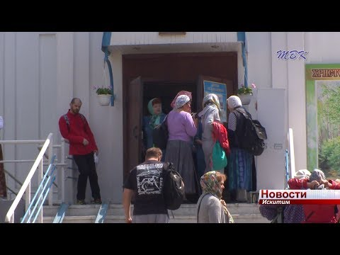 Искитимцы приняли участие в Крестном ходе «За духовное возрождение России»