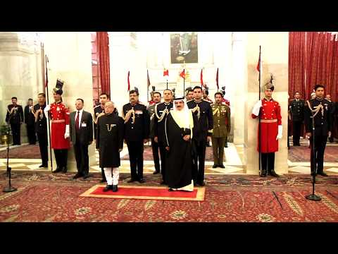 King of Kingdom of Bahrain calls-on the President - 19-02-2014