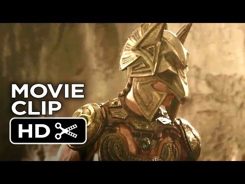The Legend Of Hercules Movie CLIP - Who Are You Solider? (2014) - Kellan Lutz Movie HD