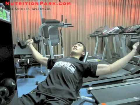 how to get defined arms fast