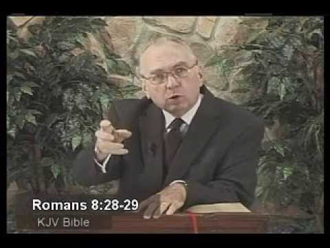 The VICTORY Grace Bestows! - Pastor Richard Jordan (2 of 2)