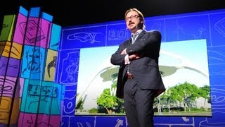 Ted Talks: John Hodgman: Design, Explained.