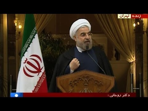 Iran leaders hail nuclear deal with world powers
