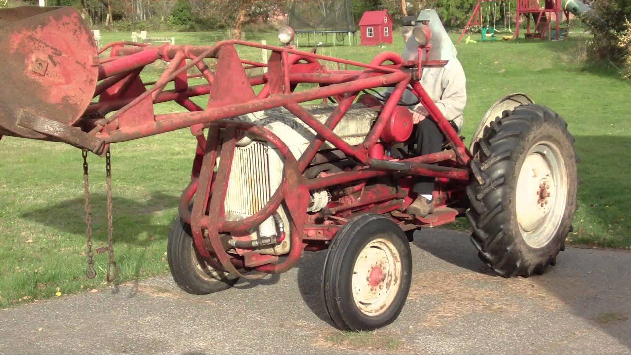 1954 Ford Tractor - Jubilee  Naa