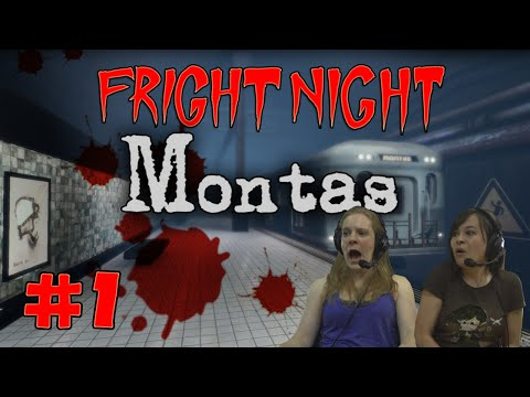 FRIGHT NIGHT: Montas #1 - Toilet Roulette!