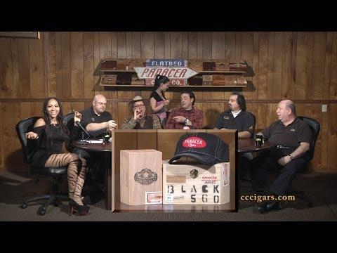 CIGAR TIME TV SHOW 15 featuring Panacea Cigar  & Eduardo Dominico Review