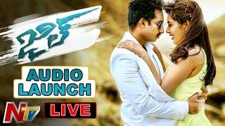 Jil Telugu Movie Audio Launch – Live