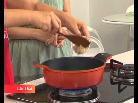 Món Ngon Mỗi Ngày - Lau Thai