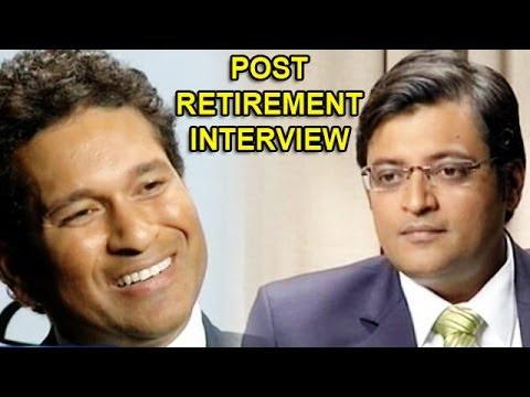 Frankly Speaking with Sachin Tendulkar