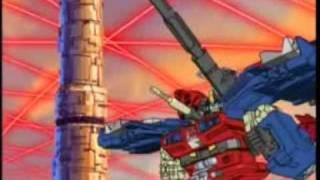 Transformers - Optimus Prime vs Megatron I.