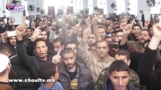 خبر اليوم:التفاصيل الكاملة لمقاطعة المصلين لصلاة الجمعة بمسجد يوسف ابن تاشفين بفاس |
