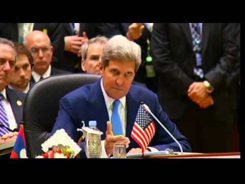 Secretary Kerry Delivers Opening Remarks at the U.S.-ASEAN Summit