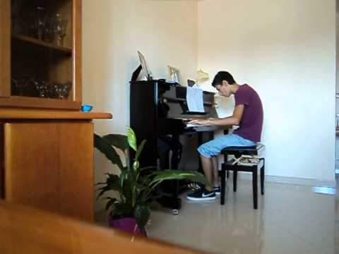 Bruno Mars-When i war your man- Piano cover