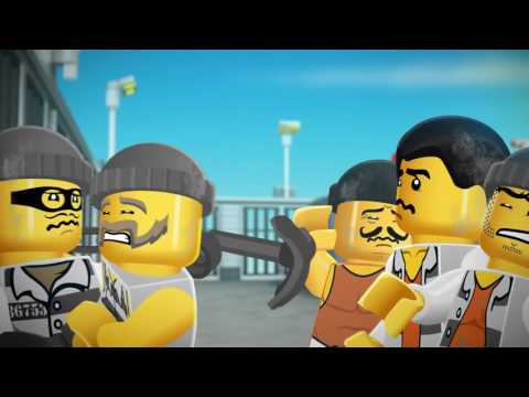 Lego City - Žraloci