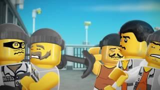 Lego City - �raloci