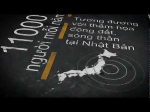Thảm họa tai nạn giao thông Việt Nam - con số biết nói