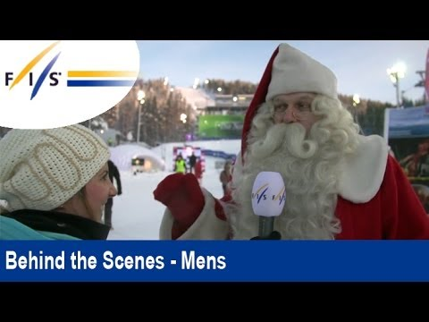 Skiing the land of Santa Claus, reindeers and unique landscapes - Behind the Scenes Men