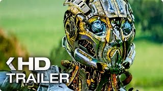 "TRANSFORMERS 5: The Last Knight ""Robot Dementia"" Clip & Trailer (2017)"
