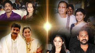 Tollywood Famous remarriage stories