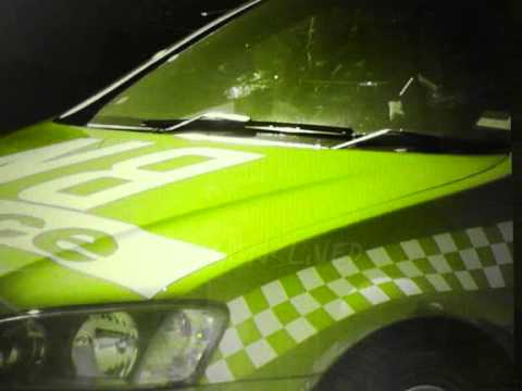 POLICE NSW VE SS COMMODORE