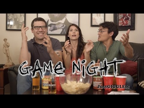Just Giggle It - Game Night