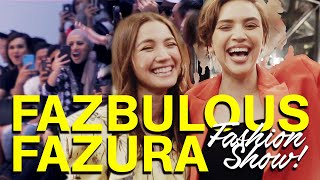 Fazura's House is on FIRE!!! - KL Fashion Week (Part 2)