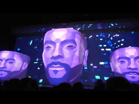 Will.I.Am solo #WillPower Tour - Dj Set 2 HD