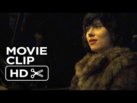 Under the Skin Movie CLIP - No Girlfriend? (2014) - Scarlett Johansson Sci-Fi Movie HD