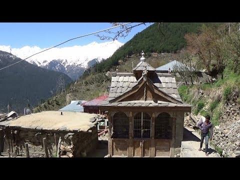 Kalpa to Roghi Drive & Village Walk HD - Kinnaur, Himachal Pradesh